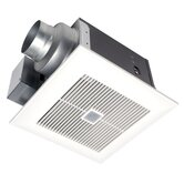 Whisper Sense 80 CFM Dual Bathroom Ventilation Fan