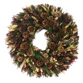 Spruce Holiday Wreath