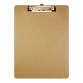 Standard Size Hardboard Clipboard (Set of 24)