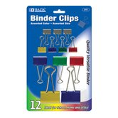 Assorted Size Binder Clip (Set of 8)