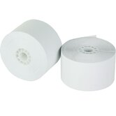 Single-Ply Bond Paper Roll (Set of 50)
