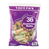 36 Ct. Coin Wrappers (Set of 50)