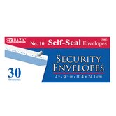 30 Self-Seal Security Envelopes (Set of 24)