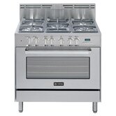36&quot; Dual Fuel Range