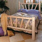 Rustic Natural Cedar Furniture Beds