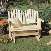 Rustic Natural Cedar Furniture Benches