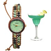 On the Rocks Classic Wrap Watch