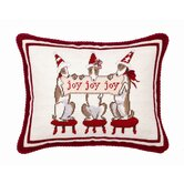 Joy Dogs Pillow
