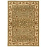American Heirloom Green Tea Mahal Rug