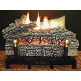 Deluxe Millivolt Ceramic Log Set