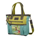 Nola Surfer Girl Tote Bag