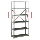 Tennsco Corp. Shelving Accessories