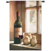 Wine and Pears Tapestry
