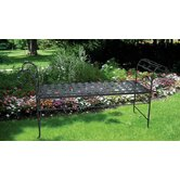 Garden Terrace Metal Garden Bench