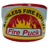Fire Puck Matchless Fire Starter (Pack of 6)