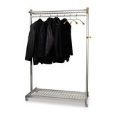 Modern Mobile Garment Rack