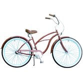 Women's Brick n' Blue 3 Speed Cruiser