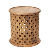 Jali End Table