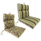 Universal Reversible Chair Cushion