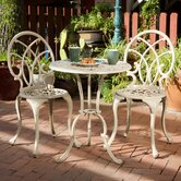 Anacapa 3 Piece Bistro Set