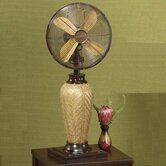 Kailua Decorative Table Top Fan