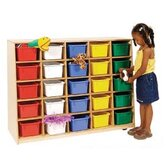 Tip-Me-Not Healthy Kids Storage without Trays