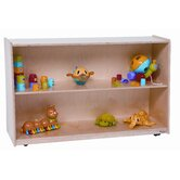 Tip-Me-Not Shelf Storage Cabinet