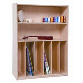 Tip-Me-Not Multi Purpose Bookcase