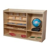 Natural Environment Sensorial Shelving Unit