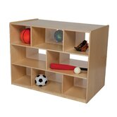 "Natural Environment 36"" Double Storage Island"