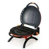 "19.29"" Travel Q Portable Propane Grill"