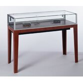 Dispensing Table Display Case with Legs
