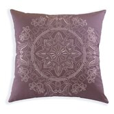 Mystic Embroidered Square Pillow