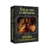 Haunted House Electric Luminaria Kit