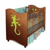 Little Lizards Convertible Crib