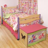 Magic Garden Wood Panel Bedroom Collection