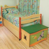 Kids Bedroom Sets - Wood Tone: Dark Wood | Wayfair