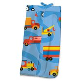 Boys Like Trucks Diaper Stacker