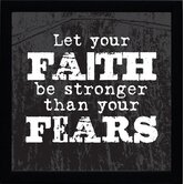 Let Your Faith Print Art