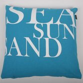 Sea-Sun Cushion Cover