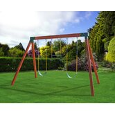 Classic Cedar Swing Set with Lumber