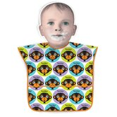 Funky Monkey Bib