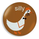 Silly Goose Plate