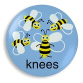 Bees Knees Plate