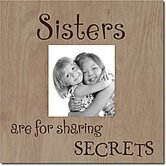 Sisters Are For...  Memory Box