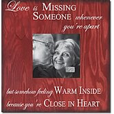 Love Is Missing...  Memory Box