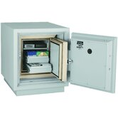 3 Hr Fireproof Electronic Lock Data Safe