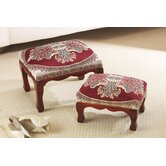 Foot Stool (Set of 2)