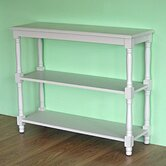 Gustavian 2 Shelf Sideboard