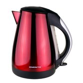 1.8-qt. Cord-Free Stainless Steel Electric Kettle